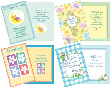 Our fun newlywed assortment includes wedding and new baby cards!